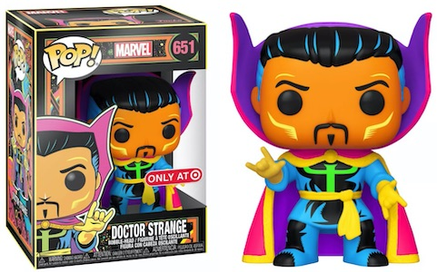 Ultimate Funko Pop Doctor Strange Figures Gallery & Checklist 14