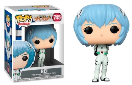 Ultimate Funko Pop Evangelion Figures Gallery and Checklist 4