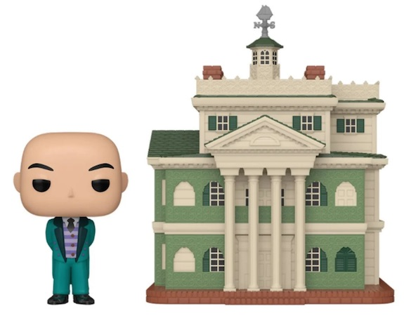 Ultimate Funko Pop Haunted Mansion Figures Checklist and Gallery 25