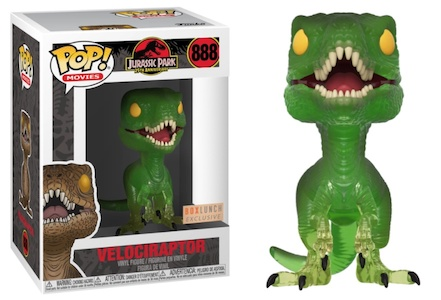 Ultimate Funko Pop Jurassic Park Figures Gallery and Checklist 19