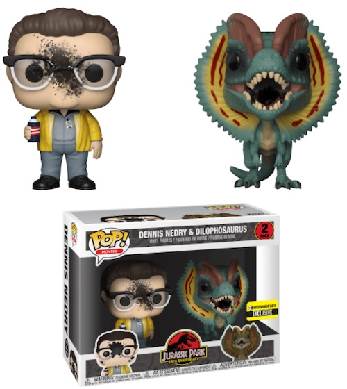 Ultimate Funko Pop Jurassic Park Figures Gallery and Checklist 21