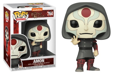 Funko Pop Legend of Korra Figures 4