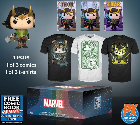 Ultimate Funko Pop Loki Figures Checklist and Gallery 15