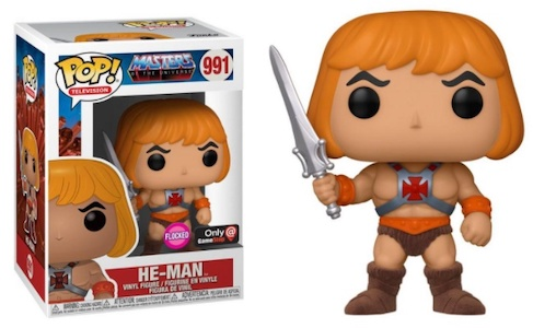 Ultimate Funko Pop Masters of the Universe Figures Checklist and Gallery 30