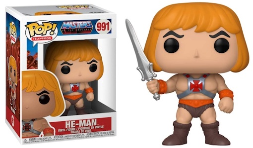 Ultimate Funko Pop Masters of the Universe Figures Checklist and Gallery 29