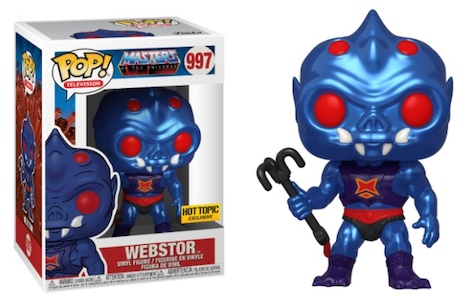 Ultimate Funko Pop Masters of the Universe Figures Checklist and Gallery 38