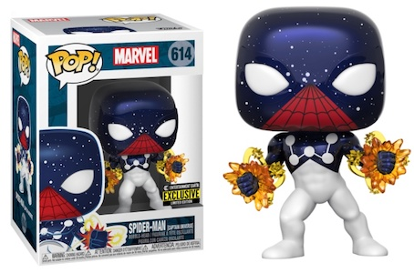 Ultimate Funko Pop Spider-Man Figures Checklist and Gallery 71
