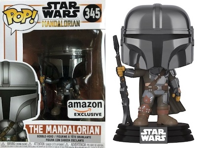 Ultimate Funko Pop Star Wars The Mandalorian Figures Gallery and Checklist 8