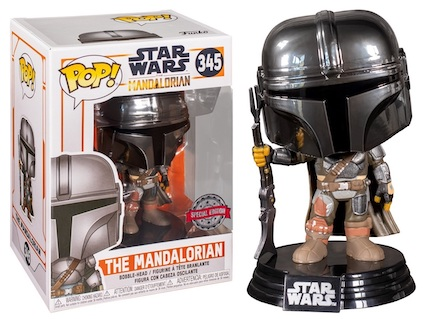 Ultimate Funko Pop Star Wars The Mandalorian Figures Gallery and Checklist 9