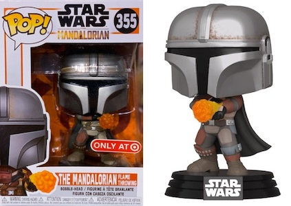 Ultimate Funko Pop Star Wars The Mandalorian Figures Gallery and Checklist 19