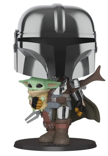 Ultimate Funko Pop Star Wars The Mandalorian Figures Gallery and Checklist 34