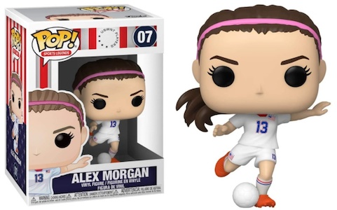 Ultimate Funko Pop Sports Legends Figures Gallery and Checklist 8
