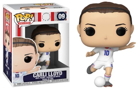 Ultimate Funko Pop Sports Legends Figures Gallery and Checklist 10