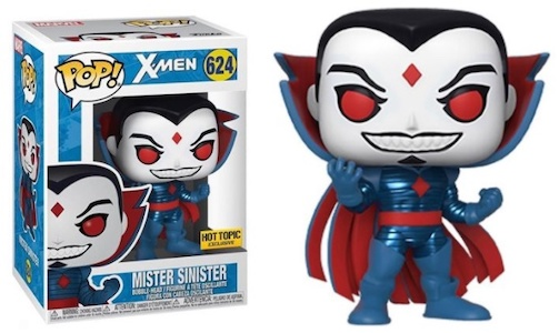 Ultimate Funko Pop X-Men Figures Gallery and Checklist 71