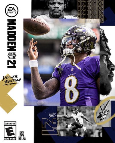 Madden NFL Covers - A Complete Visual History 43