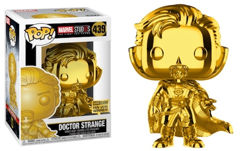 Ultimate Funko Pop Doctor Strange Figures Gallery & Checklist 11