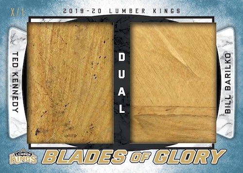 2019-20 Leaf Lumber Kings Hockey Cards 4