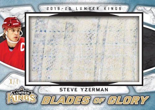 2019-20 Leaf Lumber Kings Hockey Cards 3