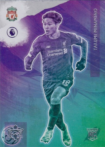 2019-20 Panini Chronicles Soccer Cards 17