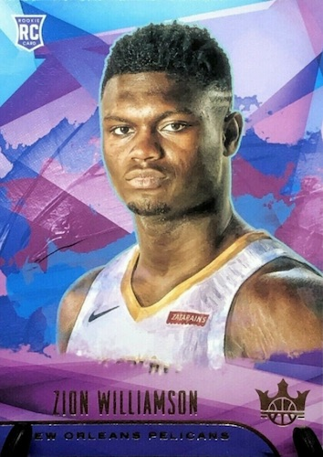 Top Zion Williamson Rookie Cards to Collect 8