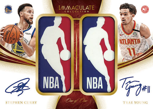 2019-20 Panini Immaculate Collection Basketball Cards - Checklist Added 6