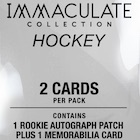 2019-20 Panini Immaculate Collection Hockey Cards