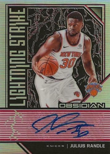 2019-20 Panini Obsidian Basketball Cards 12