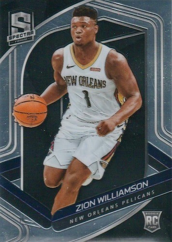 2019-20 Panini Spectra Basketball Cards 10