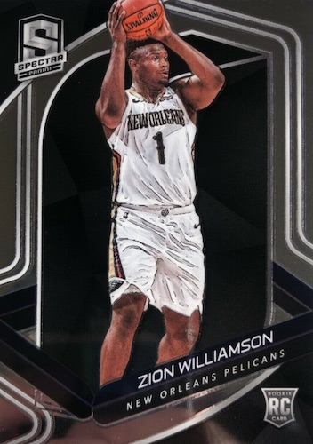 2019-20 Panini Spectra Basketball Cards 11