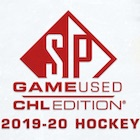 2019-20 SP Game Used CHL Hockey Cards