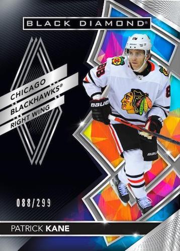 2020-21 Upper Deck Black Diamond Hockey Cards 1