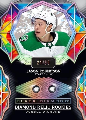 2020-21 Upper Deck Black Diamond Hockey Cards 5