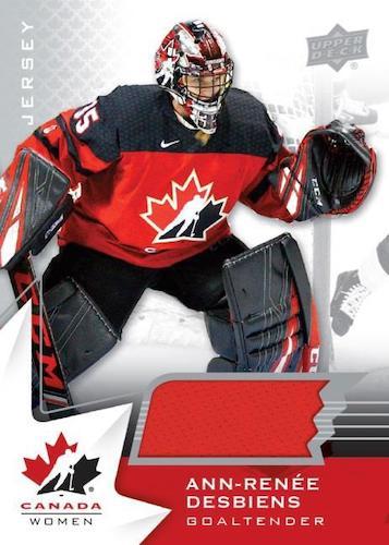 2020-21 Upper Deck Team Canada Juniors Hockey Cards 5
