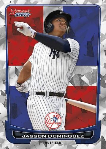 2020 Bowman's Best Baseball Cards - Checklist Added 5