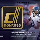 2020 Donruss Football Cards