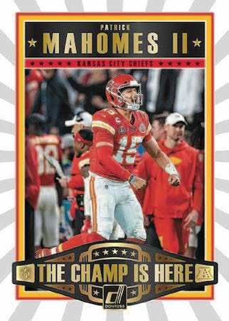 2020 Donruss Football Cards 4