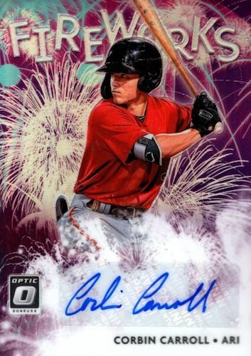 2020 Donruss Optic Baseball Cards 11