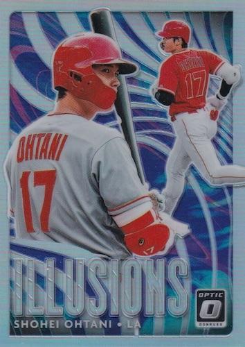 2020 Donruss Optic Baseball Cards 16