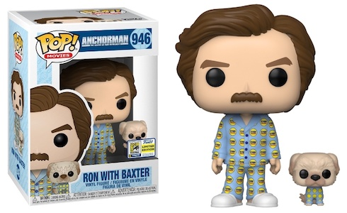 Funko Pop Anchorman Figures 1