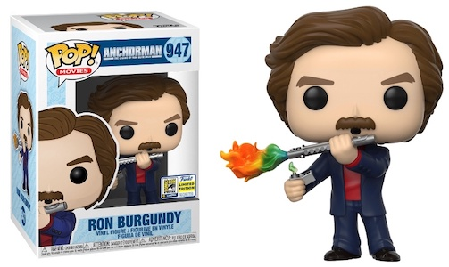 Funko Pop Anchorman Figures 2