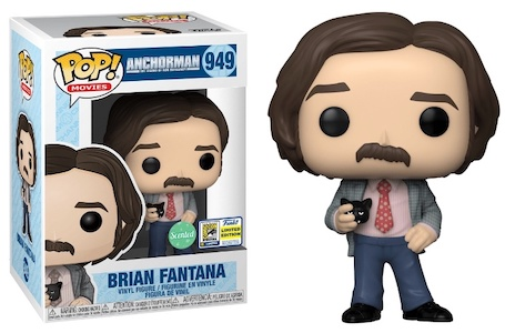 Funko Pop Anchorman Figures 4