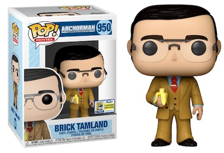 Funko Pop Anchorman Figures 5