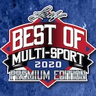 2020 Leaf Best of Multi-Sport Premium Edition Cards