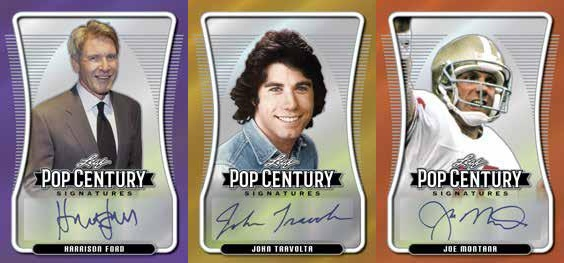 2020 Leaf Metal Pop Century Trading Cards 3