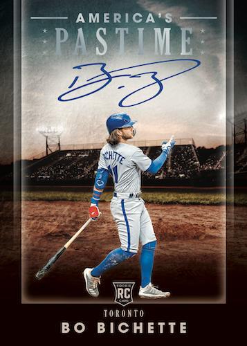 2020 Panini Chronicles Baseball Cards - Checklist Added 6