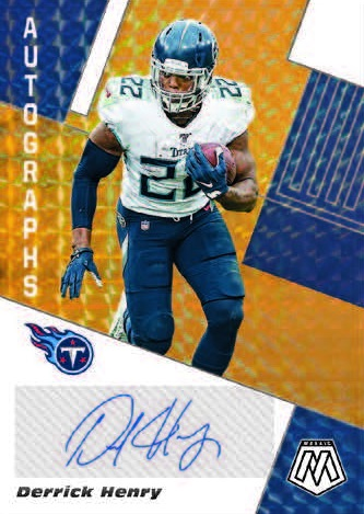 2020 Panini Mosaic Football Cards - Checklist Added 6