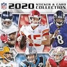 2020 Panini NFL Sticker & Card Collection Football Cards - Checklist Added