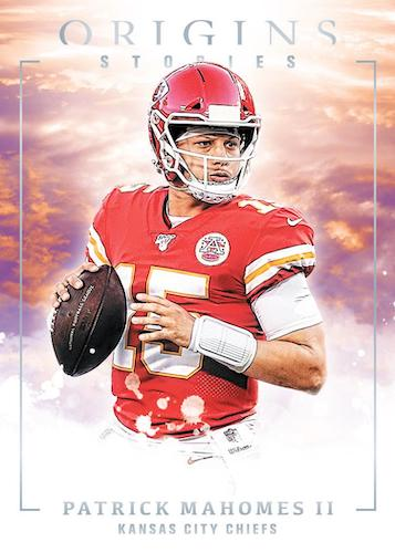 2020 Panini Origins Football Cards 4