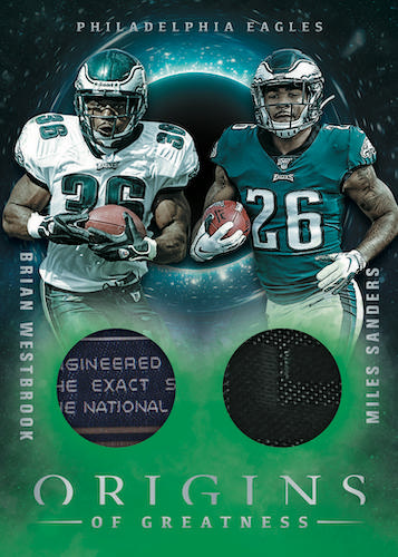 2020 Panini Origins Football Cards 6