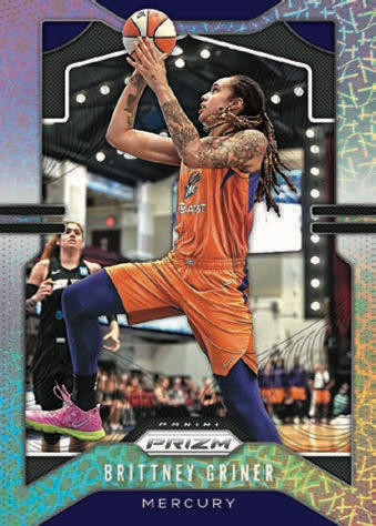 2020 Panini Prizm WNBA Premium Box Set Basketball Cards 1
